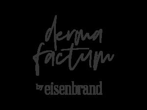 Logo dermafactum by eisenbrand